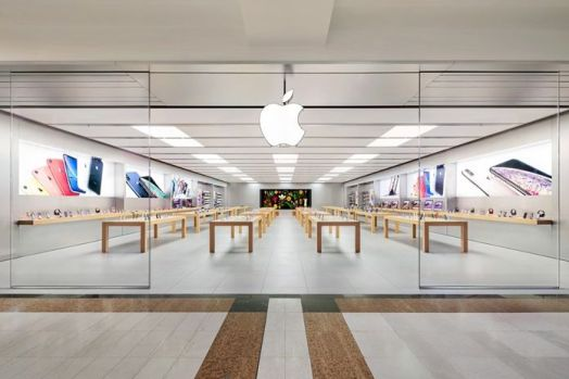 Apple Stock: The Store